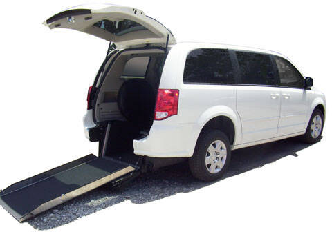 wheel chair mini-vans for disabled