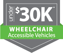 Vehicle Under 30,000 Badge