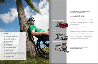 MobilityWorks Product Guide inside page